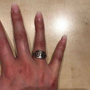 James Avery ring size 4.5